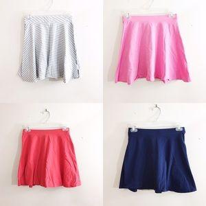 ⬇️💲 Small Skater Circle Skirt Bundle forever21 SO